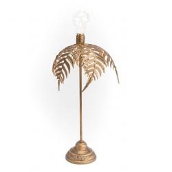 Złota Lampa Stołowa A