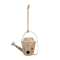 Ozdobny Domek Dla Ptaków w Stylu Prowansalskim A