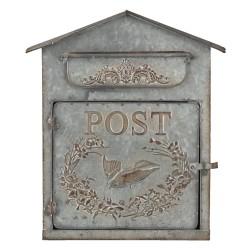 Skrzynka Na Listy w Stylu Prowansalskim Ozdobna B Clayre & Eef