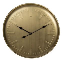 Zegar Ścienny Mosiądz