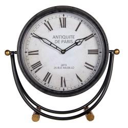 Zegar Stołowy Retro A Clayre & Eef