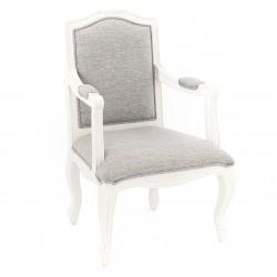 Fotel w Stylu Prowansalskim Ronni