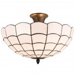 Lampa Witrażowa Tiffany Clayre & Eef