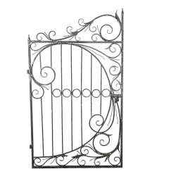 Dekoracja Ścienna Metalowe Drzwi