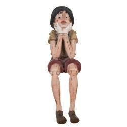 Srebrna Figurka Żaby B