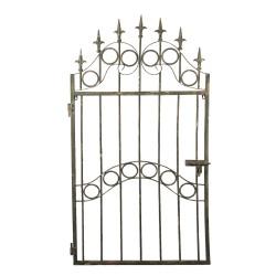 Drzwi Ozdobne Metalowe Dekoracja Ścienna A