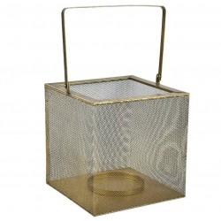 Lampion Belldeco Gold Line Metal 1