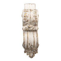 Dekor Ścienny w Stylu Prowansalskim z Jeleniem