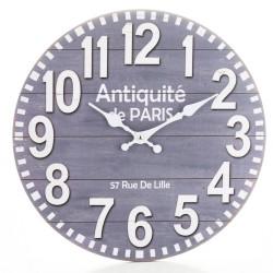 Zegar z Francuskimi Napisami A