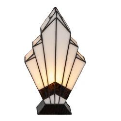 Lampa Stołowa Tiffany Ozdobna F