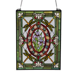 Szklany Panel Ścienny Tiffany A