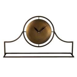 Zegar Stołowy Miedziany Clayre & Eef