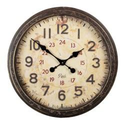 Zegar w Stylu Retro Garage A