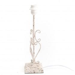 Lampa Stołowa Prowansalska Pióro