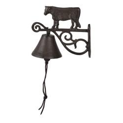 Żeliwny Dzwonek z Psem B
