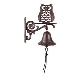 Żeliwny Dzwonek z Krową