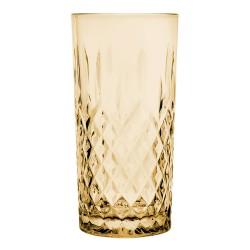 Szklanka z Bursztynowego Szkła