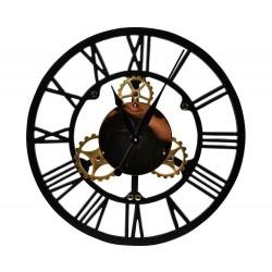 Zegar Ścienny Belldeco Nero Gold 2A