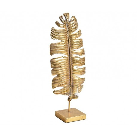 Świecznik Belldeco Gold Line Ananas