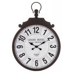 Zegar w Stylu Retro Rower