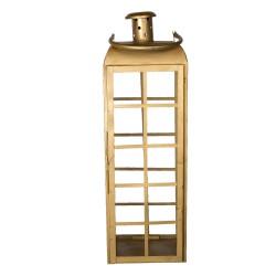 Wysoki Lampion Latarnia Złoty Clayre & Eef