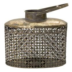 Ażurowy Lampion Metalowy B Clayre & Eef