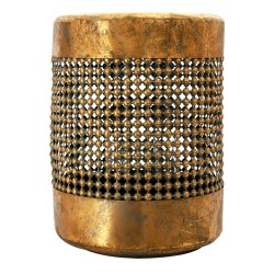 Ażurowy Lampion Metalowy C Clayre & Eef