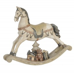 Decoration Rocking-horse Clayre & Eef