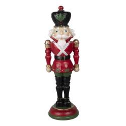 Wysoka Figurka Świąteczna Dziadek Do Orzechów E Clayre & Eef