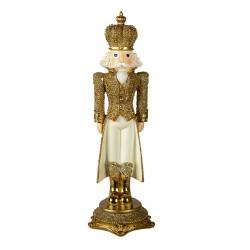 Wysoka Figurka Świąteczna Dziadek Do Orzechów F Clayre & Eef