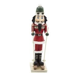 Figurka Świąteczna Dziadek Do Orzechów B Clayre & Eef