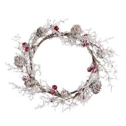 Wianek Świąteczny z Szyszkami B Clayre & Eef