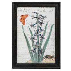Obraz Retro Belldeco Kwiaty 3