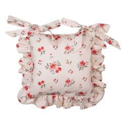 Poszewka Na Poduszkę Na Krzesło Prowansalska w Kwiaty Clayre & Eef