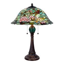 Duża Lampa Stołowa Tiffany B Clayre & Eef