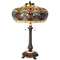 Duża Lampa Stołowa Tiffany C Clayre & Eef