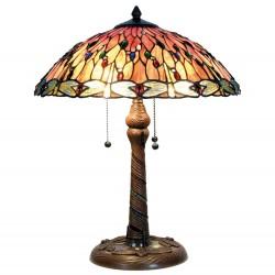 Duża Lampa Stołowa Tiffany G Clayre & Eef