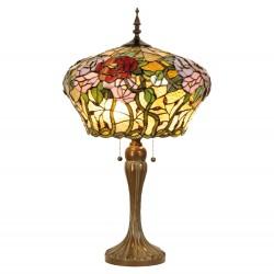 Duża Lampa Stołowa Tiffany I Clayre & Eef
