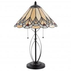 Duża Lampa Stołowa Tiffany K Clayre & Eef