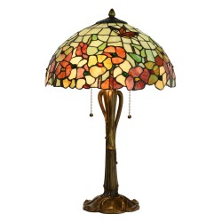 Duża Lampa Stołowa Tiffany M Clayre & Eef