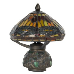 Lampka Stołowa Tiffany A Clayre & Eef