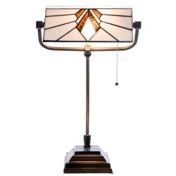Lampa Tiffany Biurkowa B Clayre & Eef