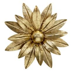 Dekoracja Ścienna Metalowy Kwiat B Clayre & Eef