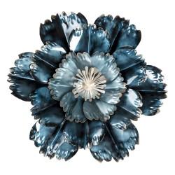 Dekoracja Ścienna Metalowy Kwiat C Clayre & Eef