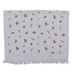 Ręcznik Do Rąk w Stylu Prowansalskim w Kwiaty C Clayre & Eef