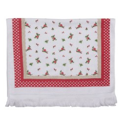 Ręcznik Do Rąk w Stylu Prowansalskim w Kwiaty E Clayre & Eef