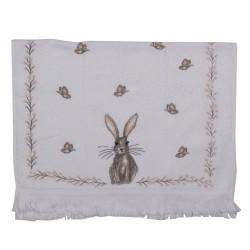 Ręcznik Do Rąk z Królikiem Clayre & Eef