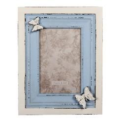 Ramka Na Zdjęcia Prowansalska z Motylkami B Clayre & Eef