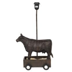 Lampa Stołowa w Stylu Prowansalskim Farma Clayre & Eef