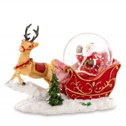 Szklana Kula Świąteczna A